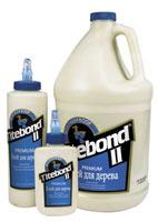 Titebond® II Premium Wood Glue<br /> Клей промышленный влагостойкий однокомпонентный