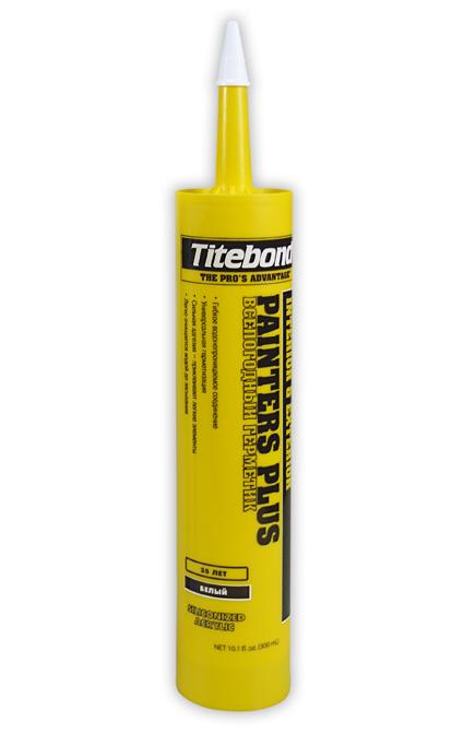 Клей-герметик Titebond PainterPLus белый 304мл